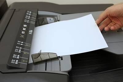 You Can't Print Money with a Fax Machine