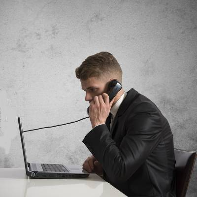 Landlines Shouldn't Make You Call Out For Help - Get VoIP!