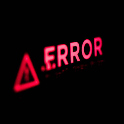 4 IT Errors Every Small Business Needs to Avoid