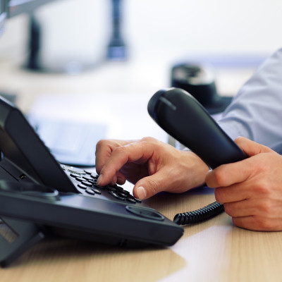 Office Workers Still Prefer Using a Traditional Phone Over Mobile