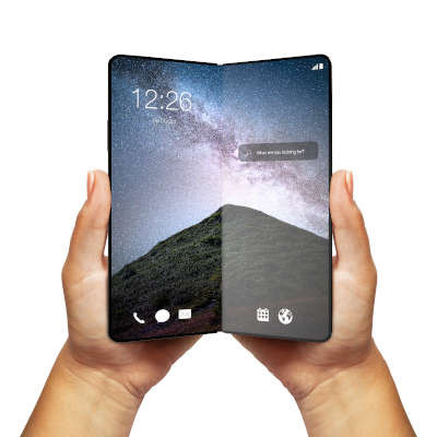 Flip and Fold: Innovative New Smartphones
